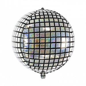 Balon disco ball