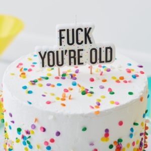 Lumanari tort