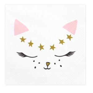 Servetele pisicuta