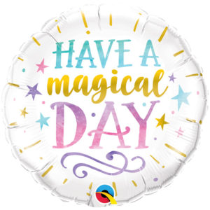 Balon folie magical day