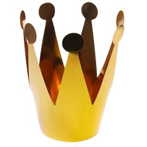 Coronite petrecere aurii