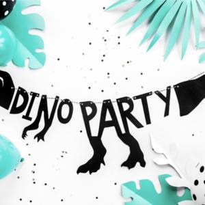 Ghirlanda Dino Party