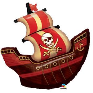 Balon Corabie Pirat