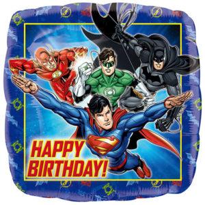 Balon supereroi