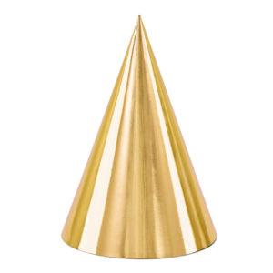 Coifuri petrecere aurii