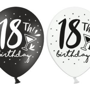 Baloane petrecere majorat