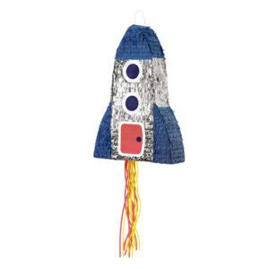 Pinata racheta spatiala