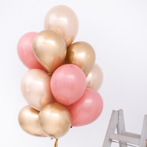 Buchet baloane heliu